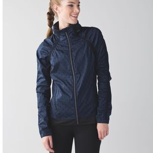 Lululemon spring & gather jacket